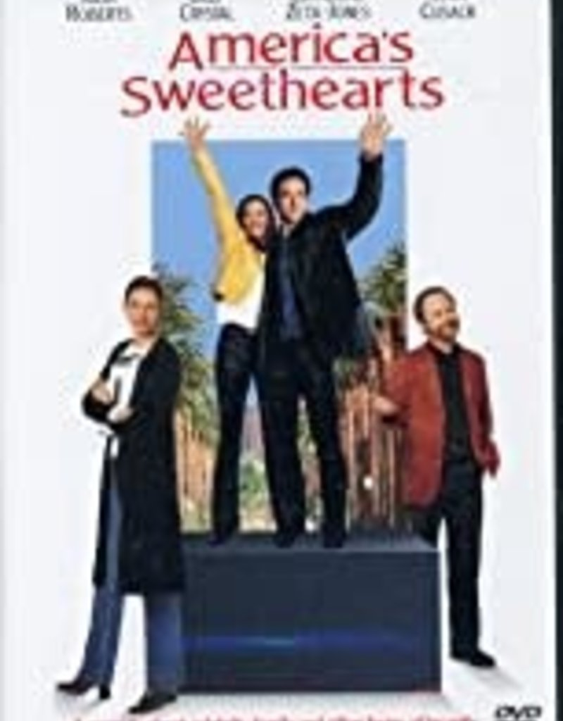 Used DVD America's Sweethearts