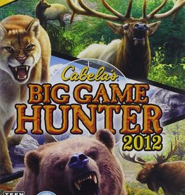 Wii Cabela's Big Game Hunter 2012