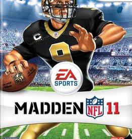 Wii Madden NFL 11
