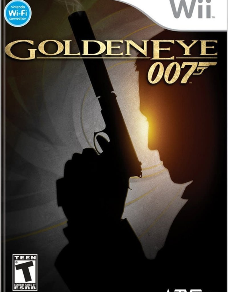 Wii 007 GoldenEye