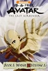 Used DVD Avatar: The Last Airbender Book 1: Water Volume 1