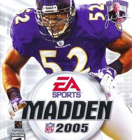 PS2 Madden 2005
