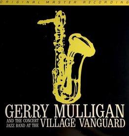 Used Vinyl Gerry Mulligan- Gerry Mulligan And The Concert Jazz Band At The Village Vanguard (1981 MoFi)