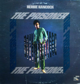 Used Vinyl Herbie Hancock- The Prisoner (1973 Reissue)