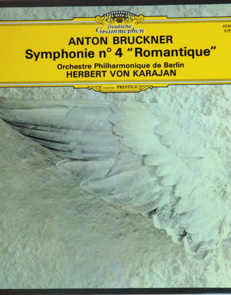 Used Vinyl Anton Bruckner- Symphonie Nr. 4