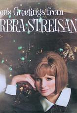 Used Vinyl Barbra Streisand- Season's Greetings From Barbra Streisand...And Friends (Sealed)