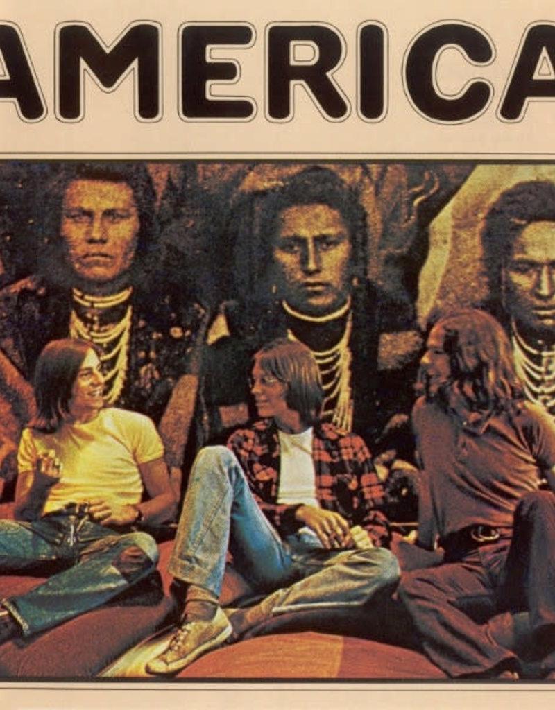 Used Vinyl America- America