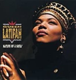 Used CD Queen Latifah- Nature Of A Sista