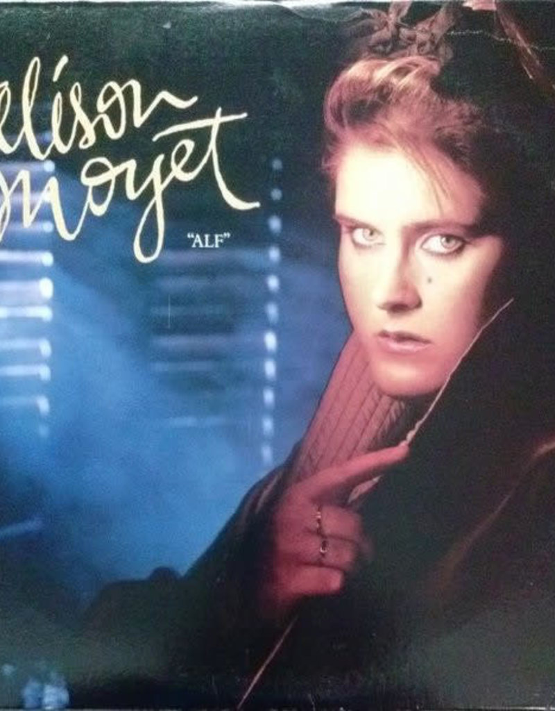 Used Vinyl Alison Moyet- Alf