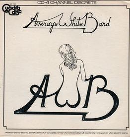 Used Vinyl Average White Band- AWB (Quad)