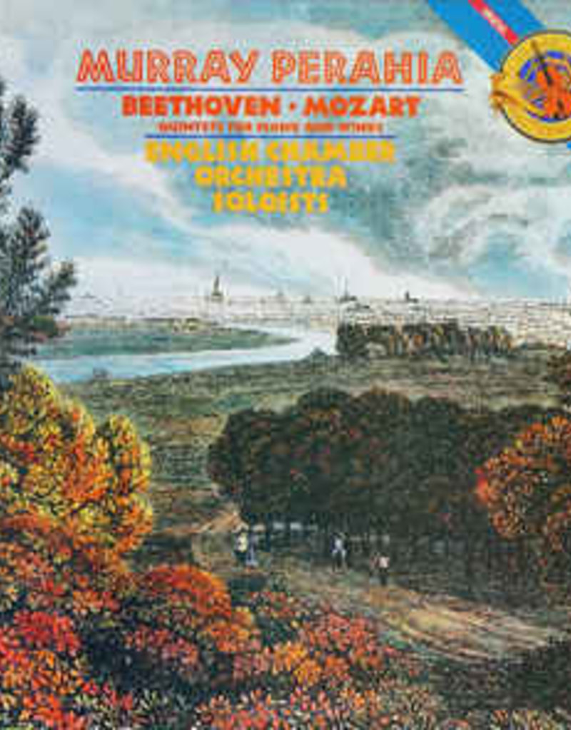 Used Vinyl Beethoven/ Mozart- Quintets For Piano And Winds (Murray Perahia Composer)