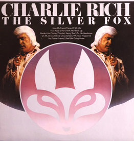 Used Vinyl Charlie Rich- The Silver Fox