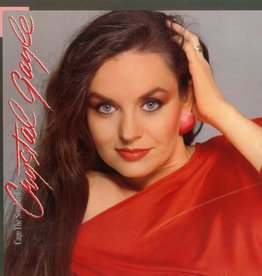 Used Vinyl Crystal Gayle- Cage The Songbird