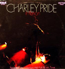 Used Vinyl Charley Pride- In Person