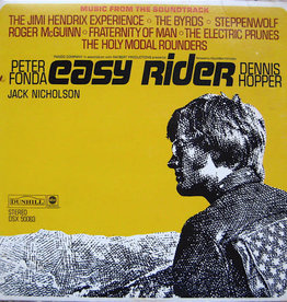 Used Vinyl Easy Rider Soundtrack