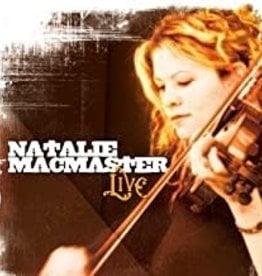 Used CD Natalie MacMaster- Live