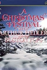 Used CD Arthur Fielder And The Boston Pops- A Christmas Festival
