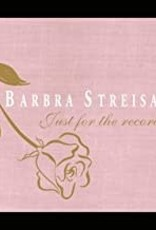 Used CD Barbra Streisand- Just For The Record