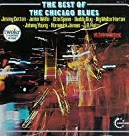 Used CD Various- The Best Of The Chicago Blues