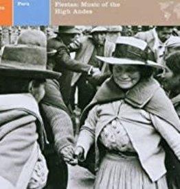 Used CD Various- Peru Fiestas: Music Of The High Andes