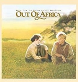 Used CD Out Of Africa Soundtrack
