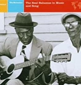 Used CD Various- The Bahamas: The Real Bahamas In Music And Song