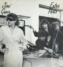 Used Vinyl Jimi Gear- Extra Parts