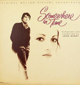 Used Vinyl Somewhere In Time Soundtrack