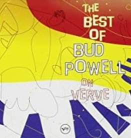 Used CD Bud Powell- The Of Bud Powell On Verve