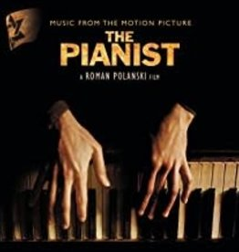 Used CD The Pianist Soundtracks