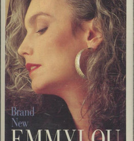 Used Cassettes Emmylou Harris- Brand New Dance
