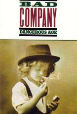 Used Cassettes Bad Company- Dangerous Age