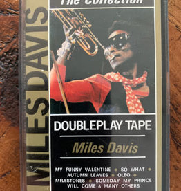 Used Cassettes Miles Davis- The Collection
