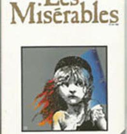 Used Cassettes Les Miserables Broadway Album