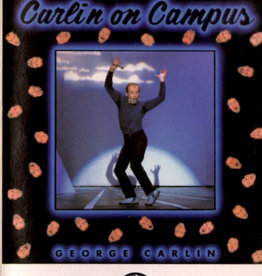 Used Cassettes George Carlin- Carlin On Campus
