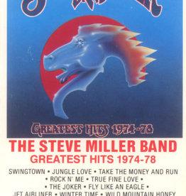 Used Cassettes Steve Miller Band- Greatest Hits 1974-78