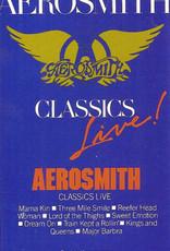 Used Cassettes Aerosmith- Classics Live