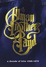 Used CD Allman Brothers Band- A Decade Of Hits 1969-1979