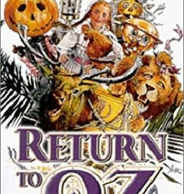 Used VHS Return To Oz