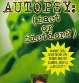 Used VHS Alien Autopsy: Fact Or Fiction