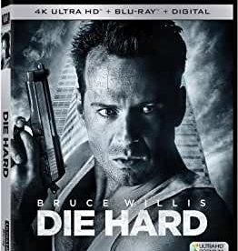 Used BluRay Die Hard (4K)