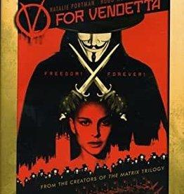 Used BluRay V For Vendetta