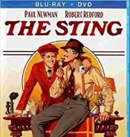 Used BluRay The Sting