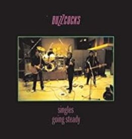 Used CD The Buzzcocks- Singles- Going Steady