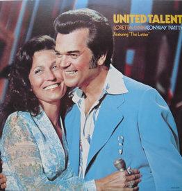 Used Vinyl Loretta Lynn & Conway Twitty- United Talent