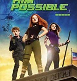 Used DVD Kim Possible