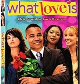 Used DVD What Love Is