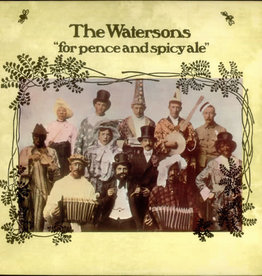 Used Vinyl The Watersons- For Pence And Spicy Ale