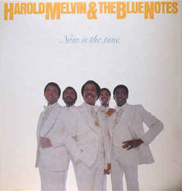 Used Vinyl Harold Melvin & The Blue Note- Now Is The Time (SEALED)