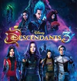 Used DVD Descendants 3